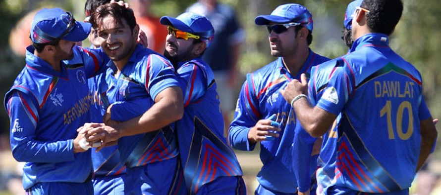 Afghanistan edge Zimbabwe by five runs in T20 thriller