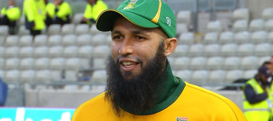 Hashim Amla resigns as South Africa captain