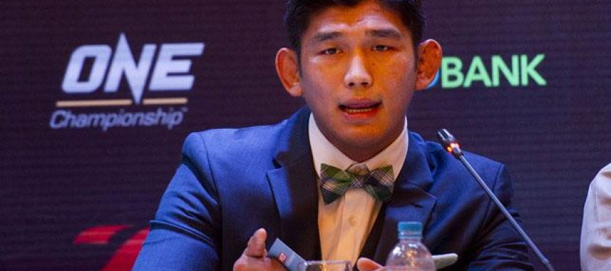 Myanmar MMA fighter seeks blazing homecoming after 12-year absence