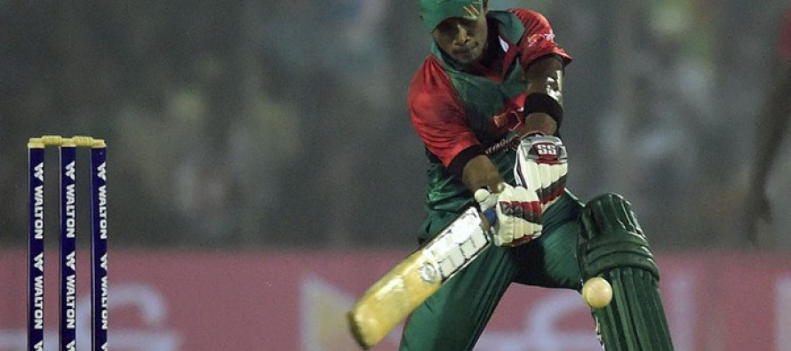 Bangladesh ease past Zimbabwe in 1st T20