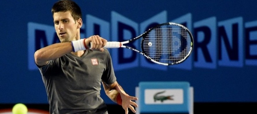 Djokovic, Williams top seeds at Australian Open