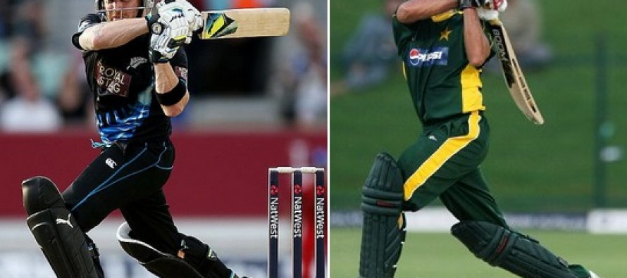 Top T20 ranking at stake for New Zealand, Pakistan