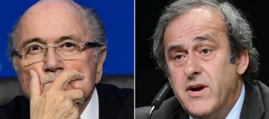 Blatter, Platini now free to appeal bans – FIFA ethics committee