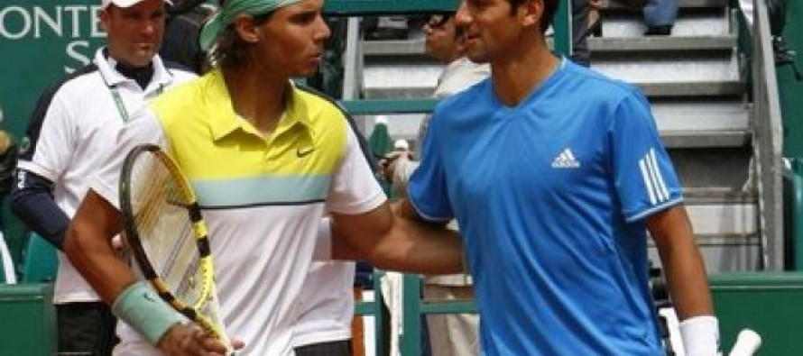 Nadal and Djokovic on course for Qatar final clash