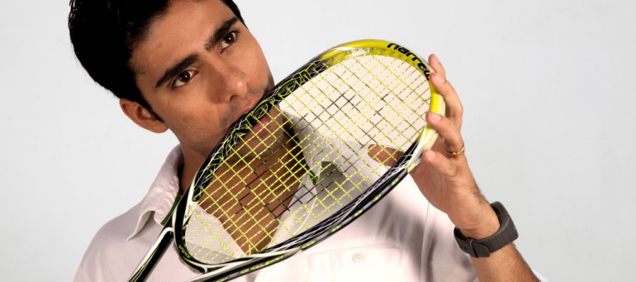 Indian squash player forced to auction kidney