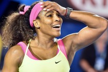 Serena Williams says she's 'feeling great' for Aussie Open