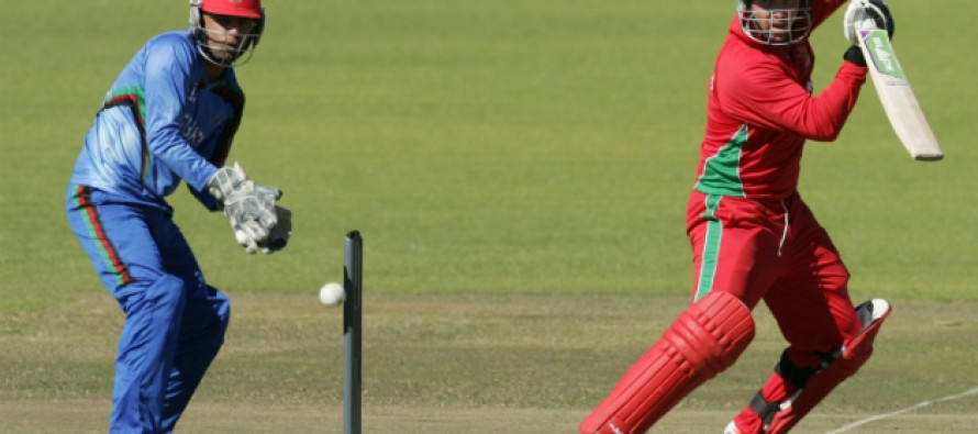 Zimbabwe beat Afghanistan by 65 runs in the 4th ODI
