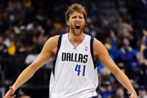 Nowitzki makes the difference for Mavs