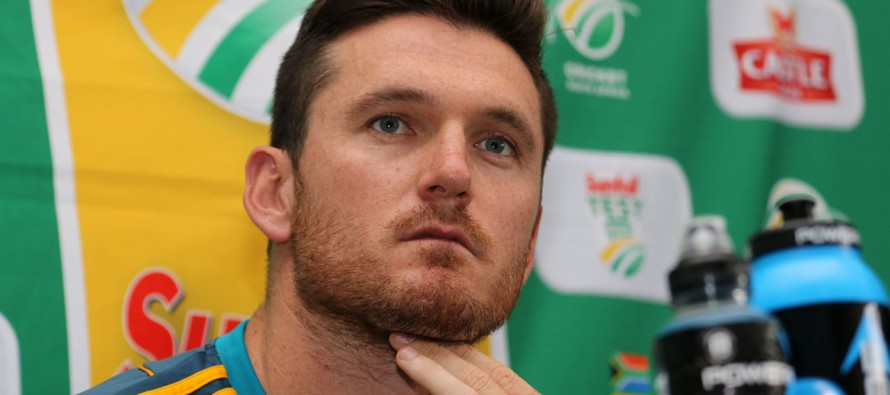 Graeme Smith called up to help South Africa