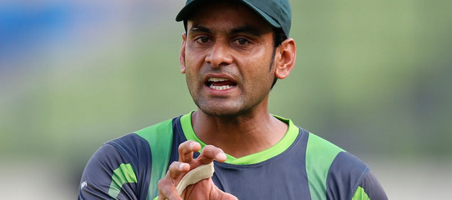 Muhammad Hafeez opposes night- test and use of pink ball
