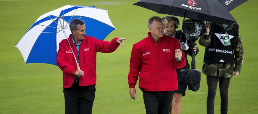New Zealand v Pakistan ODI washed out in Napier