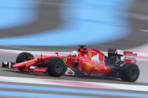 Vettel tops tyre tests in France