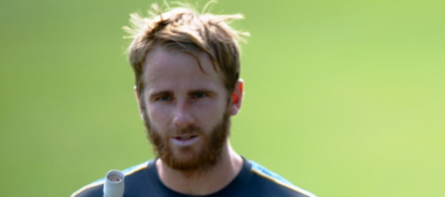 Cricket-Williamson stands between Australia and victory