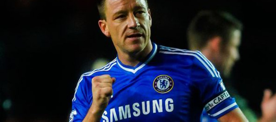 Chelsea's Terry out of City Cup tie