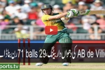 AB de Villiers 71 off 29 balls vs England Feb 2016