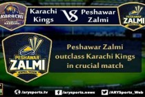 LIVE: Karachi Kings vs Peshawar Zalmi