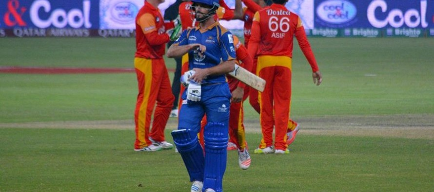 Islamabad sends dispirited Karachi out of PSL