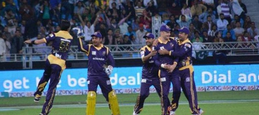 Gladiator march their way in PSL