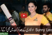 WATCH Sunny Leone Playing LIVE Cricket At BCL Team Launch