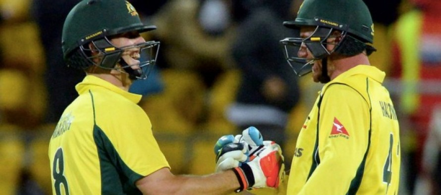 Marsh guides Australia to series-levelling win in NZ