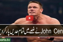 John Cena's Most Dominating Anger Ever!!!!