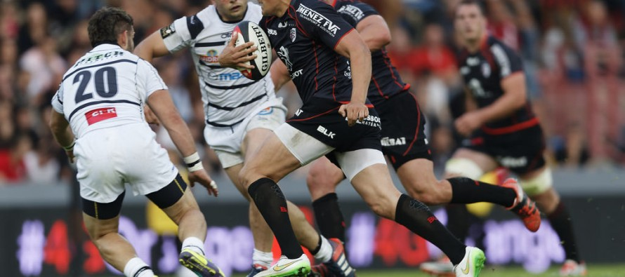 Stade call up heavyweights for Brive visit