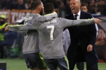 Zidane keeps cool as Real march on