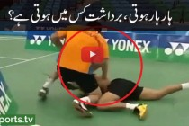 Biggests Fight in Sports History ::Bloody Fight between Two Badminton Players Beat Each to Death