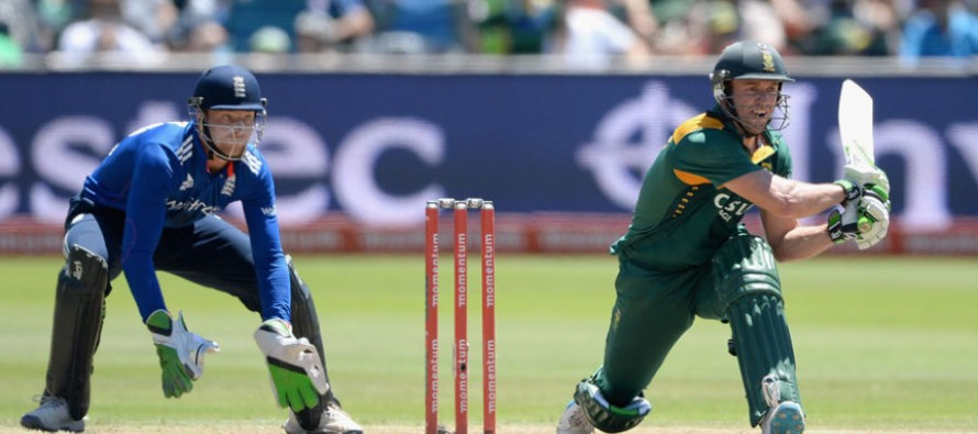 T20 series between England and South Africa