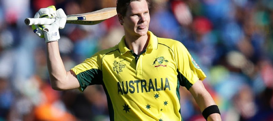 Steve Smith named Australia's T20 captain