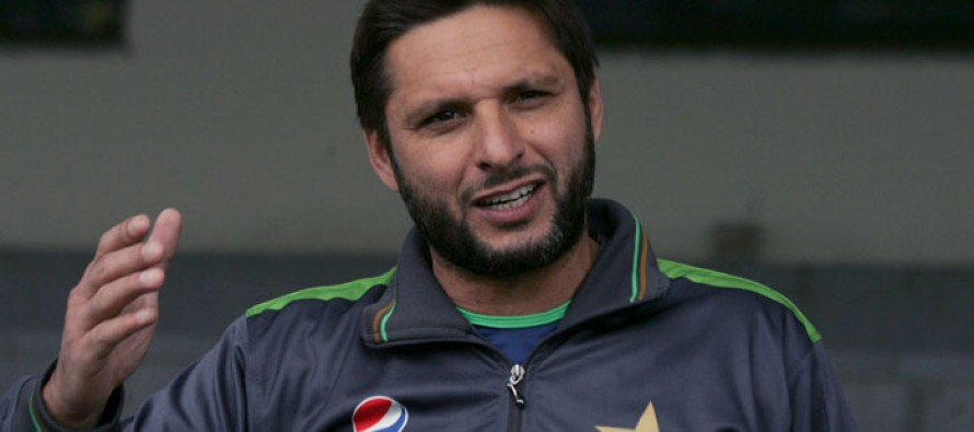 PSL will help both young and senior players- Shahid Afridi