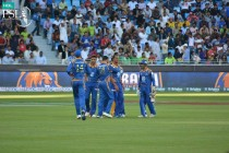 The Kings triumphant in their first match