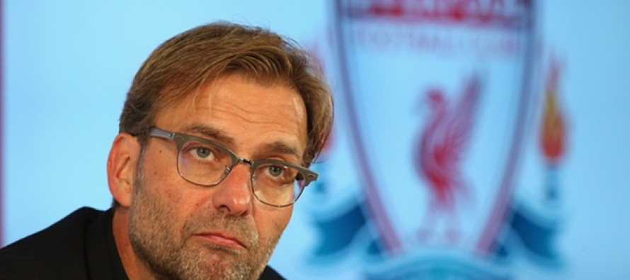 Ill Klopp to miss Liverpool game