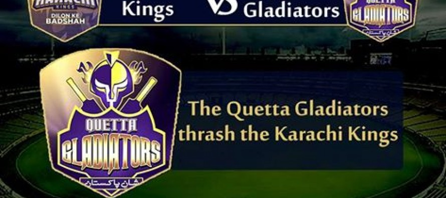 LIVE: Kings and Gladiators face off