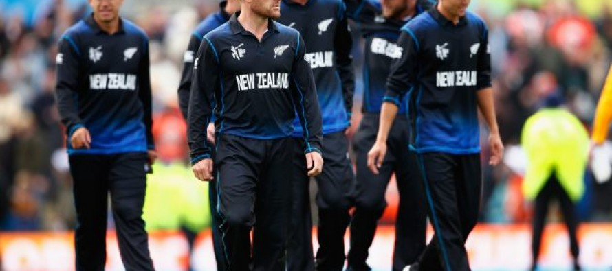 Kiwis and Aussies at loggerheads over wicket