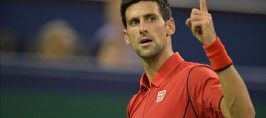 Djokovic refreshed and ready to go in Dubai