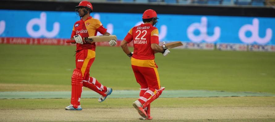 Haddin hauls up Lahore for Karachi to sneak in play-offs