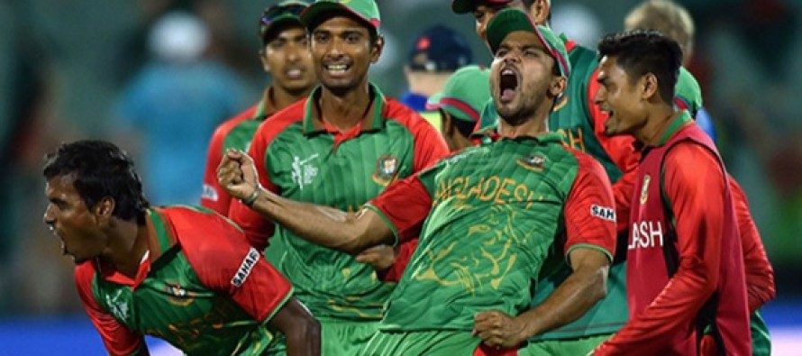 Bengal Tigers Stand Victorious Against the Lankan Lions