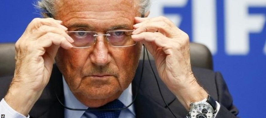 Blatter biography to be released in weeks – publisher