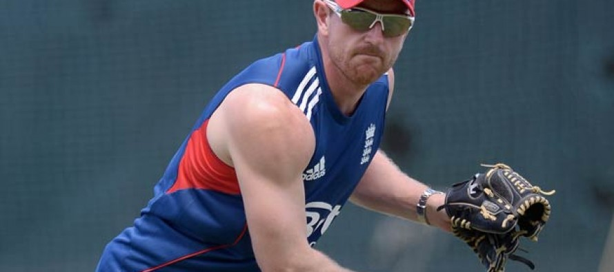 Paul Collingwood Backs English Team for the World T20 in India