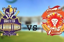 Spirited Quetta face rejuvenated Islamabad for PSL title