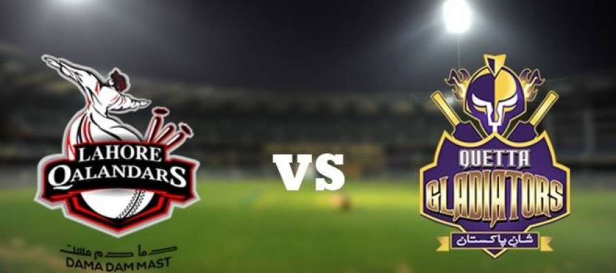 Battle of survival for Qalandars as they face Gladiators