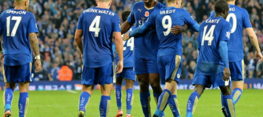 Leicester stay strong heading for 'squeaky-bum time'