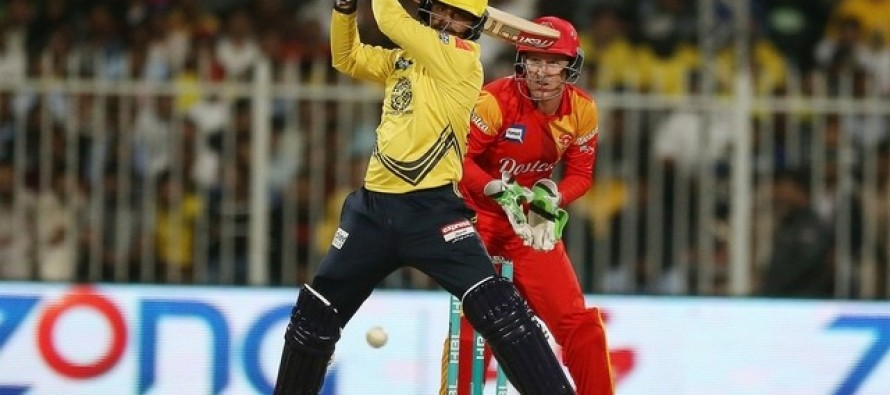 Tamim leads Peshawar's rout of Islamabad