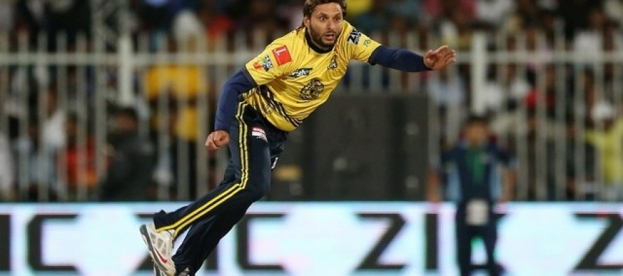 Afridi's best pump him up for major events