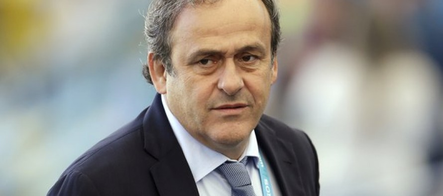 Platini vows to fight 'injustice' at FIFA appeal
