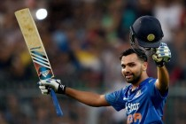 """""""We have a lot of freedom to express ourselves""""-Rohit Sharma"""