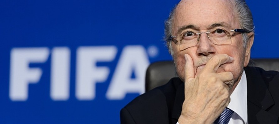 Blatter appears before FIFA's appeals committee