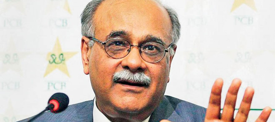 Najam Sethi denies reports of the ICC threats to the PCB