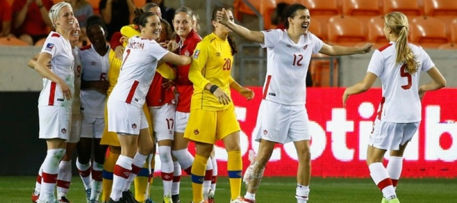 Reigning champ US women, Canada qualify for Olympics